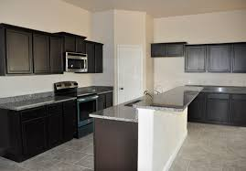 kitchen color schemes with espresso cabinets kitchen decoration