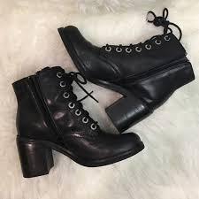 womens black combat boots size 11 aldo combat boots from ash s closet on poshmark