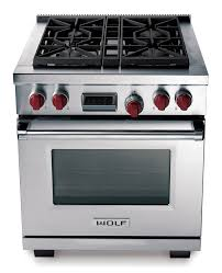 Wolf Gas Cooktops Shop Wolf Ranges In Mass Dual Fuel Df304