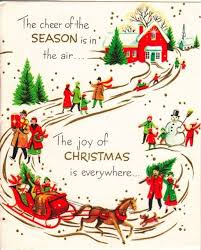 printable horse christmas cards 275 best vintage christmas horses images on pinterest christmas