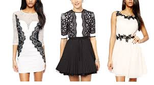 dresses for attending a wedding dress to impress monochrome wedding guest style onefabday