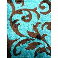 Chocolate Brown Area Rugs Chocolate Brown Shag Rug Solid Shag Chocolate Brown Solid