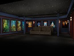 custom home theater design on 640x419 modern custom home theater