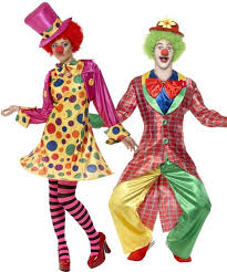 Scary Clown Costumes Halloween 25 Female Clown Costume Ideas Scary Clown