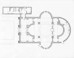 Small Church Floor Plans George Holt U0026 Andrew Gould Ss Joseph And Andrew Candler Nc