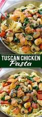 tuscan chicken pasta dinner at the zoo