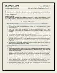 New Rn Resume Sample by Free Resume Templates New Nurse Pdf Throughout 89 Extraordinary