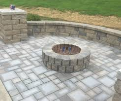 Raised Paver Patio Paver Patios Schroeder S Nursery