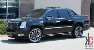 cadillac escalade 2017 custom kc trends showcase 24 asanti s211 custom painted and engraved