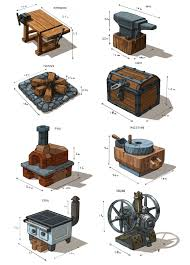 How To Craft A Crafting Table Eco Character Styles Craft Tables Food Pollution U2013 Strange