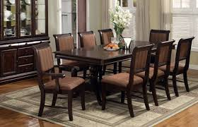 dining room perfect bench recycled wood dining table black