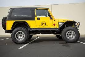lj jeep fully cloak u0027d 2006 jeep wrangler lj rubicon