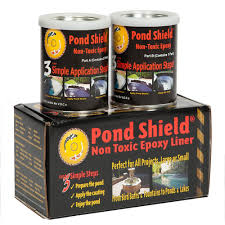 amazon com pond armor sku clear qt r non toxic pond shield epoxy