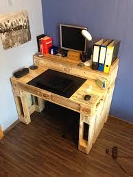 How To Build A Small Computer Desk Stunning Computer Desk Ideas Diy Images Liltigertoo