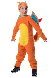 spongebob halloween costumes party city boys charizard costume from pokemon