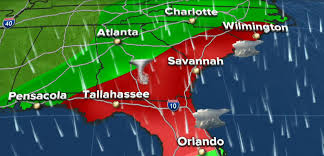 Weather Florida Map by Tornado Reported In Florida As Storms Sweep South Nbc News