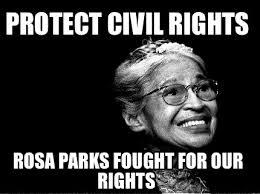 Rosa Parks Meme - meme creator rosa parks meme generator at memecreator org