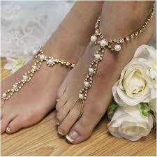 barefoot sandals wedding best 25 barefoot sandals wedding ideas on