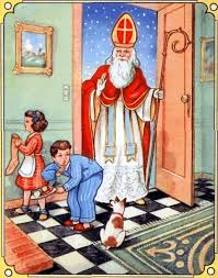 437 christmas santas la befana saint nicholas krampus