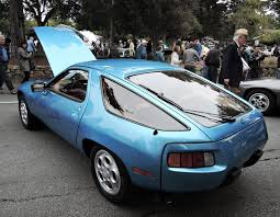 1978 porsche 928 concours on the ave in carmel the auto blonde