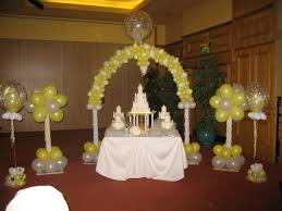 wedding arches and columns balloons for weddings worldwide balloon decor