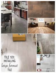 Best Way To Clean A Slate Floor by Tile 101 Installing Large Format Tile