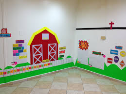 farm theme decoration classroom decoration ideas pinterest