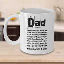 s day mug fathers day mug on blessings for a lucky coffee mugs