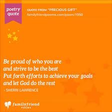 precious gift poem