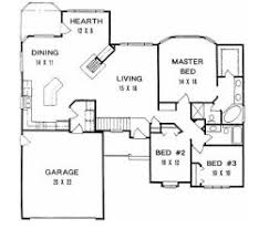 1800 Square Feet House Plans From 1600 To 1800 Square Feet Page 2