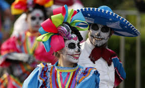mexico city s day of the dead parade honours earthquake rescuers