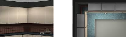 Kitchen Corner Cabinets Options What U0027s The Right Type Of Wall Corner Cabinet For My Kitchen