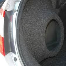 2006 honda civic speakers 2006 2011 honda civic coupe custom fiberglass subwoofer en flickr