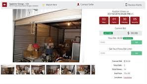 i bid how to i bid on a unit buyers faq storageforum