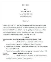Resume Livecareer Com Cook Resumes 9 Free Word Pdf Format Download Free U0026 Premium