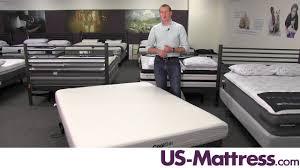 classic brands cool gel 8 inch ventilated gel memory foam mattress