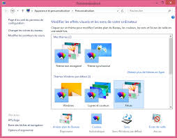 personnalisation du bureau module 2 le système d exploitation windows 8 1 1 9 2 l