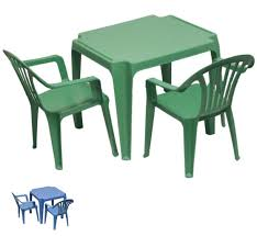 childrens plastic table and chairs children s kids furniture plastic table two chair set ebay