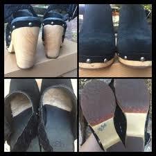 ugg dafni sale 78 ugg shoes ugg black dafni clogs from s closet on
