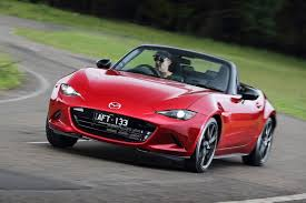 mazda convertible 2015 2017 mazda mx 5 review