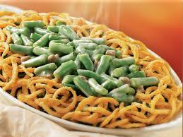 green bean casserole nutrition facts