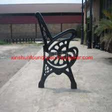 Cast Iron Bench Legs Manufacturers China Cast Iron Bench Leg Manufacturer U0026 Supplier Botou Xin Shun