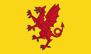 Maine Flag Image Flag Of Somerset Wikipedia