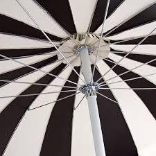 outdoor round aluminum patio white california umbrella pagoda for