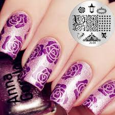 salon express as seen on tv nail art stamping kit u2013 trendy deals