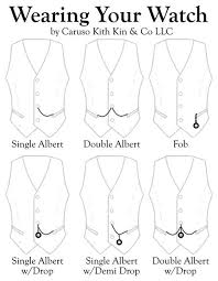 how to wear a pocketwatch style mensstyle manly stuff
