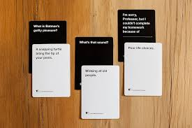 15 unforgettable cards against humanity pairings