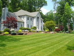 Landscape Ideas For Front Yard by Landscape Ideas For Front Yard Colonial Home The Garden Inspirations
