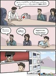 Boardroom Suggestion Meme - boardroom suggestions doctor by megamancdxx420 meme center