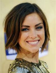 just below the chin length bob haircut trendiest chin length hairstyles to try my style pinterest
